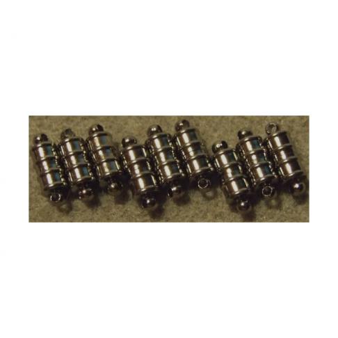 JUOD-AZM59  Magnetinis užsegimas, 17x6mm