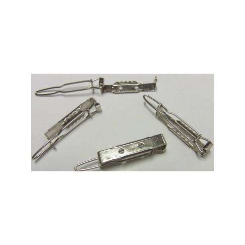 7-RUS2445 Ruošinys-segtukas plaukams, 30x5mm