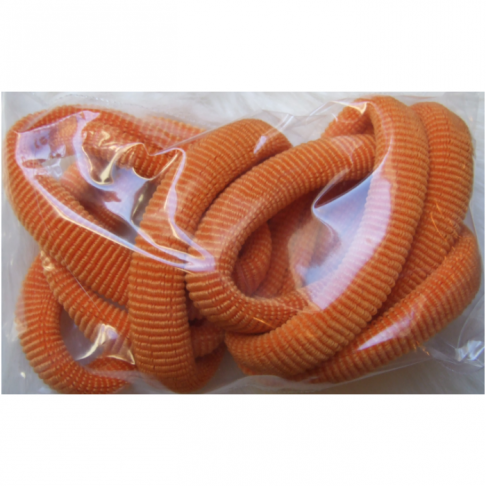 G-MM103 Gumytė plaukams, Oranžinė