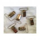 MET-35501 Metalinis laikiklis-spaustukas, žiedelio vidus apie 35mm, 1 vnt.