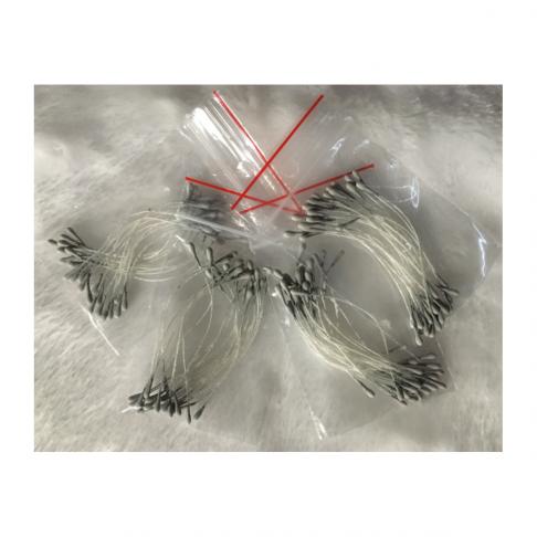 KUK-G2202 Kuokelis dirbtinems gėlėms, už 20 vnt. PILKI