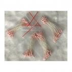 KUK-G2204 Kuokelis dirbtinems gėlėms, už 20 vnt. ROŽINIAI