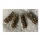KR-VDE941  kristalo karoliukai, 4mm, apie 100, ŠVIESŪS