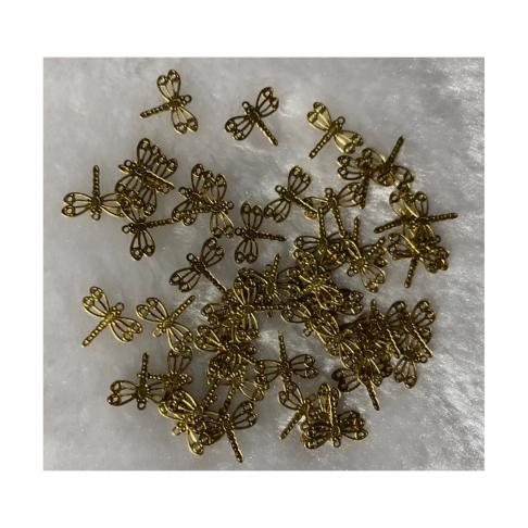 "AUK-D2053  Pakabukas, ""Drugelis"", plonas, 13mm, 1 vnt."