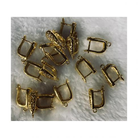 AUK-KB377  Kabliukai auskarams, už porą