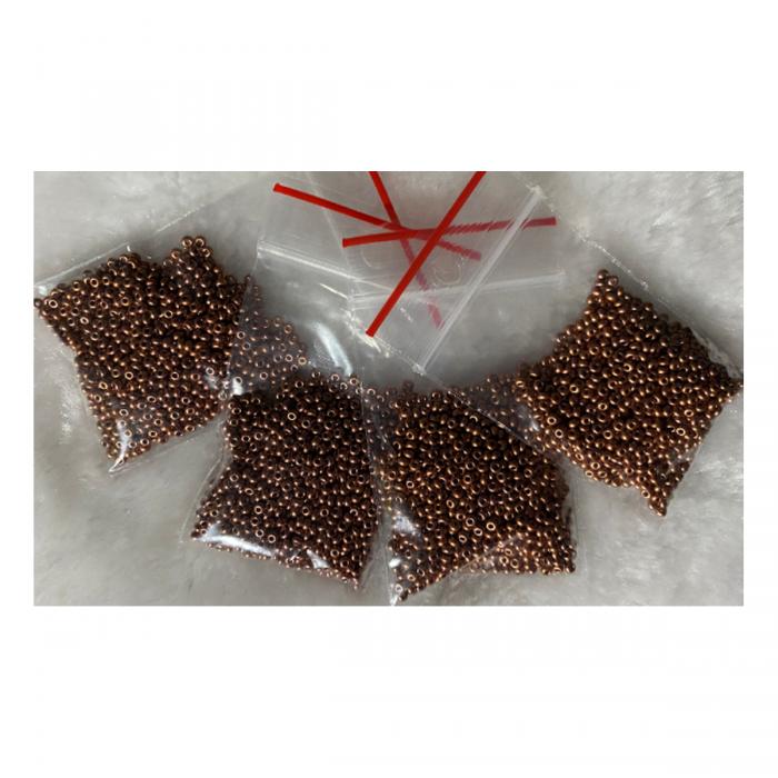 BIS-01770-10 Preciosia biseris, 2.3 mm, apie 10 gr., VARIO sp.