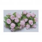 G-R405  Mini rožytės, 12vnt., ŠV. ROŽINĖS