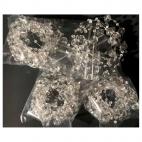 GR-A3679  Girlianda iš burbuliukų, 3metrai, SKAIDRI