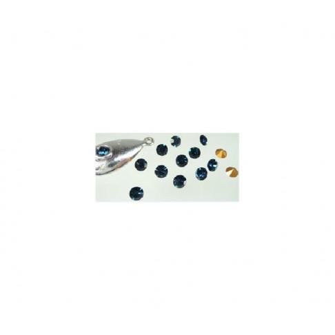AKUTĖ-5870 Montana mėlyna, apie 5mm