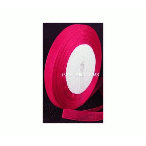 JUOST-1011 Organzos FUSIJOS sp. juostelė, 10mm, kaina už 50cm