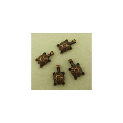 VAR-12356 Pakabukas vėžliukas 19x20mm
