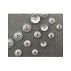 7-10M1 Kepurėlė sidabruota 10mm