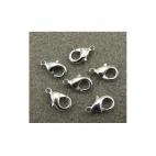 SID-78159 Užsegimas platinos sp., 15x8mm