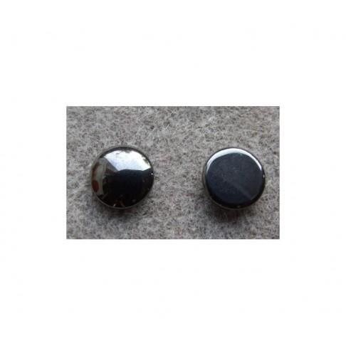KABAS-H62 Hematito magn., kabošonas 8mm