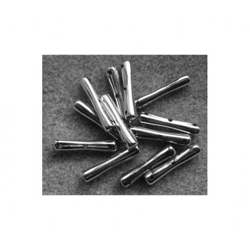 SID-8818 Metalizuotas Paskirstytojas, 3 eilių, 22x5mm(7mm tarp tarpų)