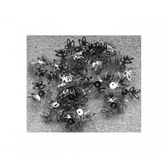 JUOD-KP8921 Kepurėlė šakelė, apie 15mm