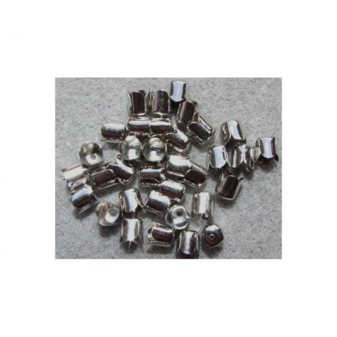 7-2881 Kepurėlė 7x8mm, platinos sp.