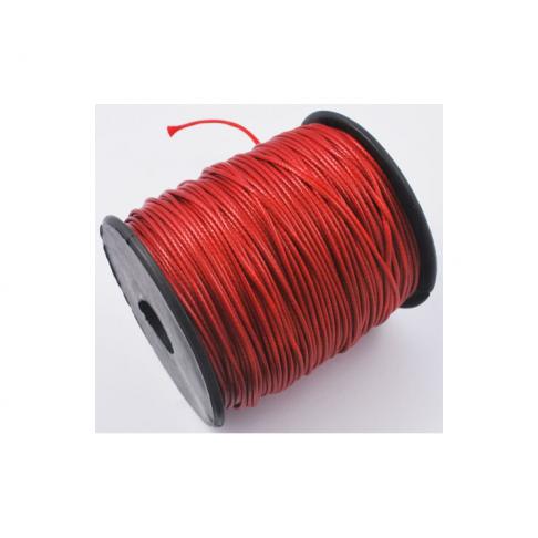 VIR-RD99 Virvutė 1mm, raudona, už 1m