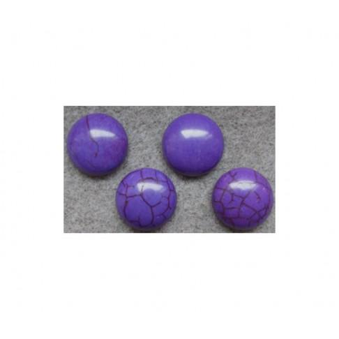 KAB-HA2020 kabošonas Hovlito, apie 20mm, violetinis