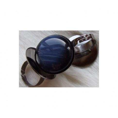 JUOD-ZDR2526 Ruošinys žiedui, 25-26mm kabošonui