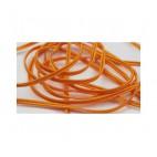 """Sutažo juostelė-7353 Pega"""" 3mm, viskozė, už 50cm, švelni oranžinė"""