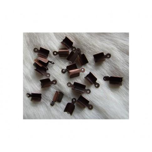 VAR-335226 Užbaigimo detalė, 3mm virvutei-juostelei