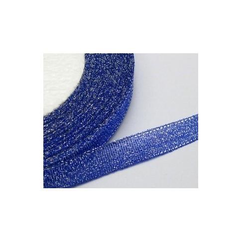 J-MET503 Juostelė metalic, 10mm, mėlyna, kaina už 50 cm