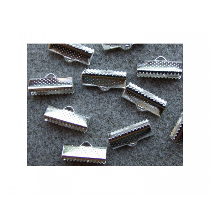 SID-RN161 Spaustukas juostelei, 16x7.5mm, už 10 vnt.