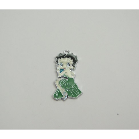 PG-0161 pakabukas Pretty Girl, dydis 40 mm