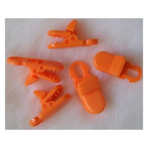 B-ORA3 Laikiklis žindukui, 35x12mm, Oranžinė
