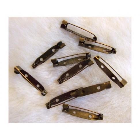 ZAL-9304 Užsegimo detalė sagei, 30mm