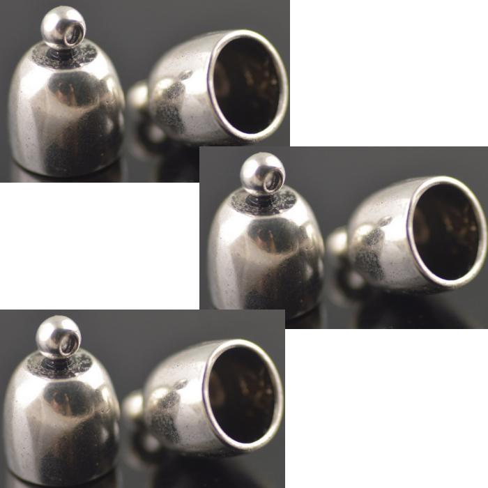 7-ZDE181 Kepurėlė-užbaigimo dtalė, 17x12x10mm