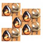 ZAL-180198 Ruošinys žiedui, 25x18mm kabošonui, lašo frmos