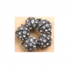 JUOD-11447 Magnetinis užsegimas, su kristalo akutėm, 9mm