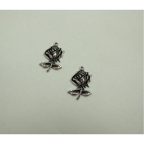 SID-08084 Pakabukas Rožė, 20x15mm