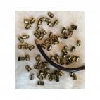 ZAL-UD501 Užbaigimo detalė apie 4-5mm virvutei