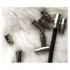 7-66219 Magnetinis užsegimas, tinka apie 5mm virvutė