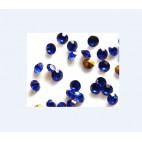 AKUTĖ-401 apie 4 mm, mėlyna