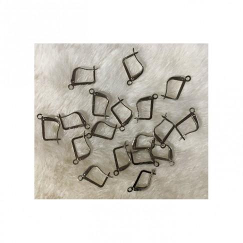 7-92332 Uždari kabliukai auskarams, už porą