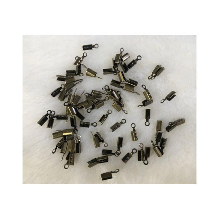 ZAL-52254   Užbaigimo detalė, apie 1.5-2mm virvutei