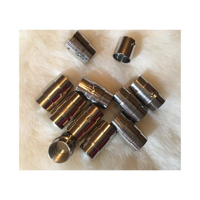 7-85509 Magnetinis užsegimas, didelis, viduriukai 10mm, už 1 vnt.